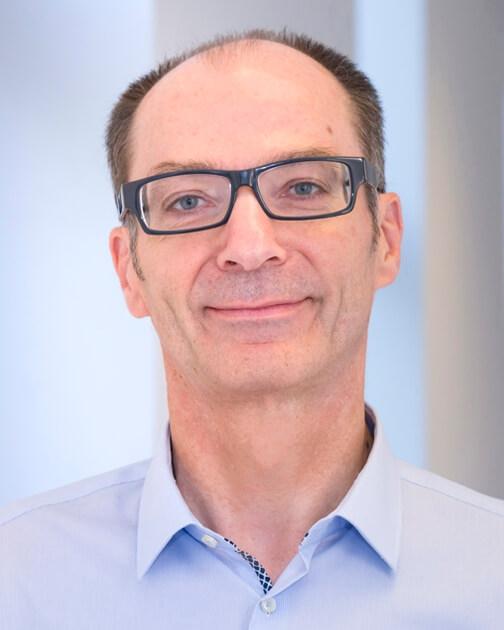Martin Kosub, Geschäftsführer der Wärmegesellschaft Wesseling GmbH